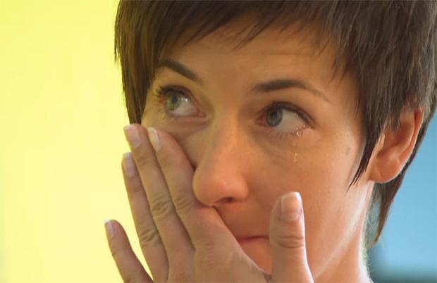 Abschiedstränen nicht nur bei Kathrin Zettel