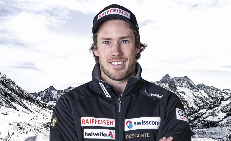 Schweizer Elia Zurbriggen beendet seine Karriere (Foto: © swiss-ski.ch)