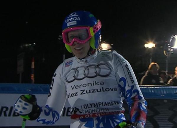 Veronika Velez Zuzulova