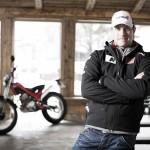 © Tommy Bause / Romed Baumann ist leidenschaftlicher Trialbiker