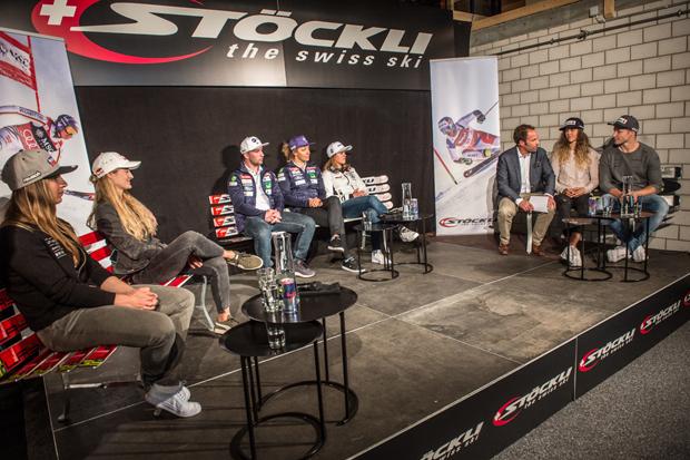 Stöckli Ski Pressekonferenz / Foto: Egelmair Photogaphy