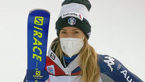 Marta Bassino gewinnt auch zweiten Riesenslalom von Kranjska Gora