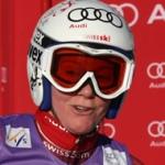 Martina Schild verletzt sich im Training – Zerrung des inneren Seitenbandes