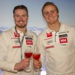 SKI WM 2019: Schwedische Speed-Herren zu Gast im TirolBerg