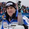 Swiss-Ski Direktor Stéphane Cattin freut sich über positive Entwicklung