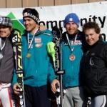 Manuel Wieser gewinnt Slalom bei den Neuseeländischen Meisterschaften.