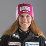 Aline Danioth kürt sich zur Junioren-Alpine-Kombinations-Weltmeisterin 2018