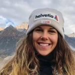 Aline Danioth blickt voller Zuversicht in die Ski Weltcup Saison 2020/21