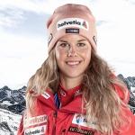Swiss-Ski News: Aline Danioth wieder im Ski-Training