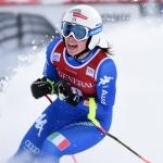 Nicol Delago kürt sich zur Super-G-Italienmeisterin 2018