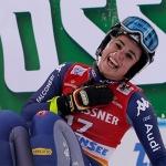 Nicol Delago träumt von der Ski-WM 2021 in Cortina d'Ampezzo.