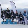 Linus Strasser wird Deutscher Slalom Meister vor Dominik Stehle
