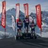 Schweizer dominieren auf der Diavolezza, Weltcupbesetzung in Zinal