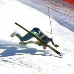 Schwerer Sturz von Samuel Dupratt trübt Stimmung bei FIS-Renndirektor Markus Waldner