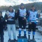 Raiffeisen FIS Challenge Gröden: Doppelsieg von Mario Karelly