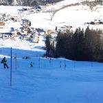 FIS Slalom der Herren im Thierseetal