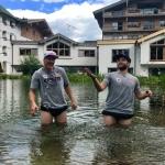 ÖSV-NEWS: Slalomherren trainierten in Leogang