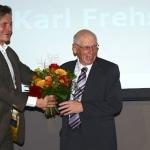 """Der """"eiserne Karl"""" wird 80, wir gratulieren"""
