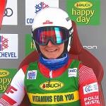 Maryna Gasienica-Daniel und AJ Ginnis wollen bei der Ski-WM die Exotenrolle ablegen