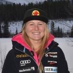 Die Junioren Abfahrts-Weltmeisterin 2016 heißt Valerie Grenier
