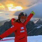 Valérie Grenier und Broderick Thompson wollen bald wieder Rennen bestreiten