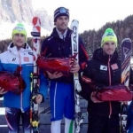 Niklas Köck erfolgreich bei FIS Riesentorlauf in Gröden
