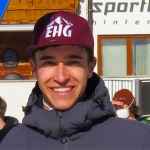 Nicolas Gstrein gewinnt 1. FIS Slalom der Herren in Thiersee