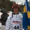 Tobias Hedström holt sich die Junioren-WM-Goldmedaille in der Kombi