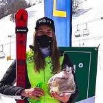 Europacup Riesentorlauf-Sieg in Livigno für Jessica Hilzinger
