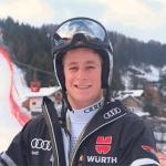 Simon Jocher brennt auf sein Ski Weltcup Debüt vor heimischer Kulisse