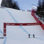 Positive Schneekontrolle auch in La Thuile
