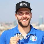 """Europacup-Gesamtsieger Simon Maurberger: """"Die WM-Team-Medaille in Are war etwas ganz Besonderes!"""""""
