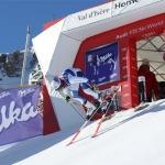 Europacup Slalom in Obereggen: Loic Meillard führt sensationell