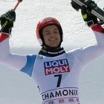 Kleine Kristallkugel und Sieg beim Parallel-Riesenslalom in Chamonix für Loic Meillard