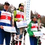 Oerlikon Swiss Cup in Veysonnaz: Cedric Noger und Sandro Simonet siegen im letzten Riesenslalom