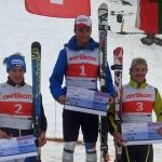 Oerlikon Swiss Cup, Riesenslalom Männer: Es bleibt weiterhin spannend