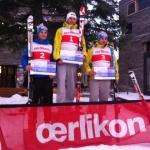 Oerlikon Swiss Cup U21 in Laax: Amaury Genoud gewinnt den Auftakt