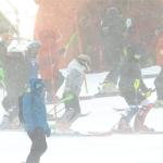 Olympia Slalom der Damen in Pyeongchang ist für heute abgesagt – Neuansetzung am Freitag