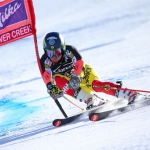Kanadier Trevor Philp feiert Sieg beim 2. Nor-Am Cup Riesenslalom in Copper Mountain