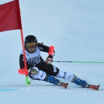 """""""Kiwi"""" Alice Robinson hat im EC-Riesenslalom von Berchtesgaden die Nase vorn"""
