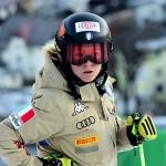 Valentina Cillara Rossi möchte sich im Ski Weltcup mit den Besten messen