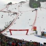 Saalbach übernimmt Ski Weltcup Rennen von Yanqing