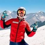 Sieg für Laurie Taylor beim Europacup-Slalom von Val Cenis