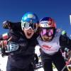 Italienische Ski-Damen haben nichts gegen die Wärme