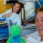 Für Rosina Schneeberger und Kajsa Vickhoff Lie heißt es: Geteiltes Leid ist halbes Leid