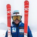 Die Abfahrts-Juniorenweltmeisterin 2018 heißt Kajsa Vickhoff Lie