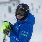 Südtiroler Alex Vinatzer gewinnt 2. EC-Slalom in Levi