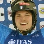 Wolkensteiner Alex Vinatzer ist Slalom Junioren-Weltmeister 2019
