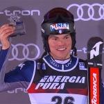 Alex Vinatzer möchte den Bärenberg erobern