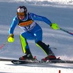 Ski-WM 2021: Junger Südtiroler Alex Vinatzer verpasste als Vierter knapp eine WM-Medaille im Slalom